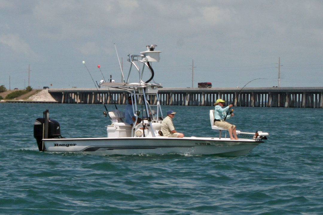 Captain Brandon Acosta Bahia Honda Tarpon Charters fishing florida Keys