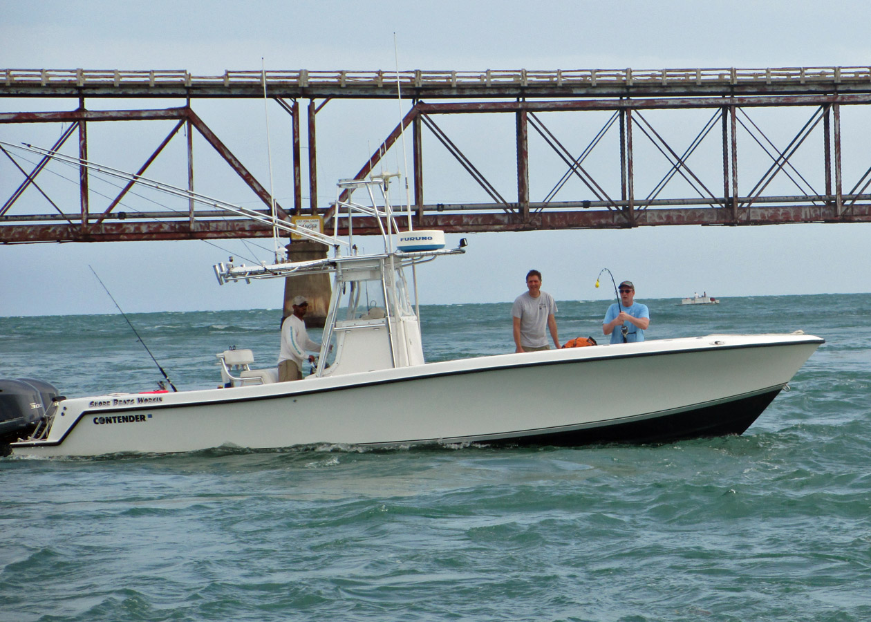 captain Shelby bahia honda tarpon charters summerland key big pine marathon key west