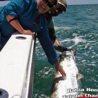 Debi clementi bahia honda big pine key fishing charter