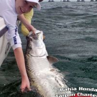 Jacks first ever tarpon bahia honda charter